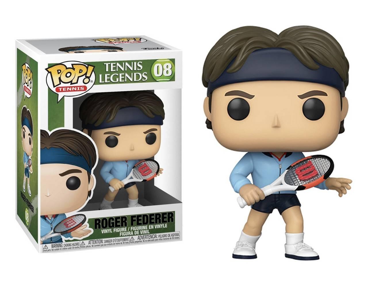 Roger Federer Pop! Vinyl