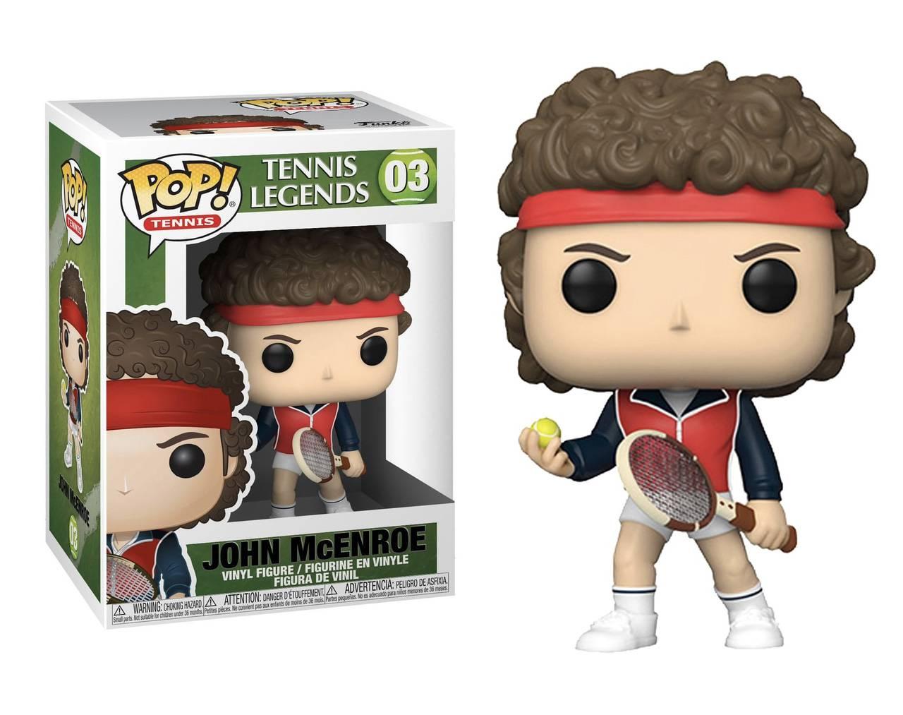 John McEnroe Pop! Vinyl