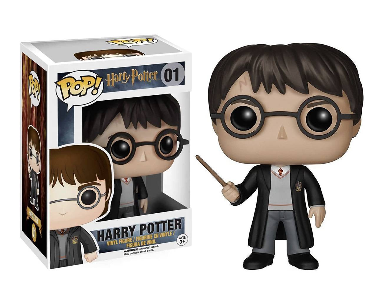 Harry Potter (Wand) Pop! Vinyl
