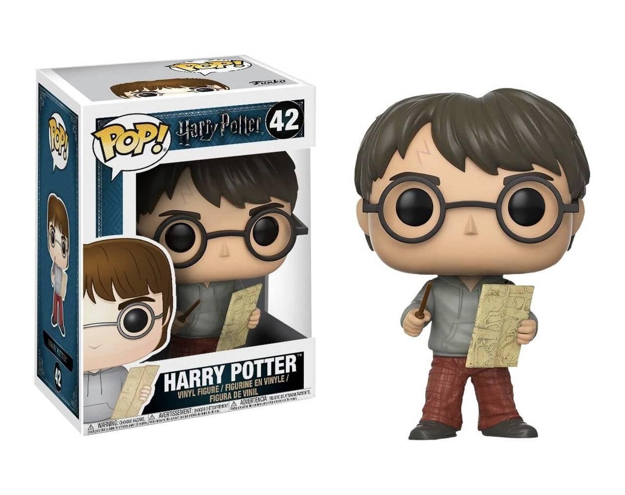 Harry Potter (Marauder's Map) Pop! Vinyl