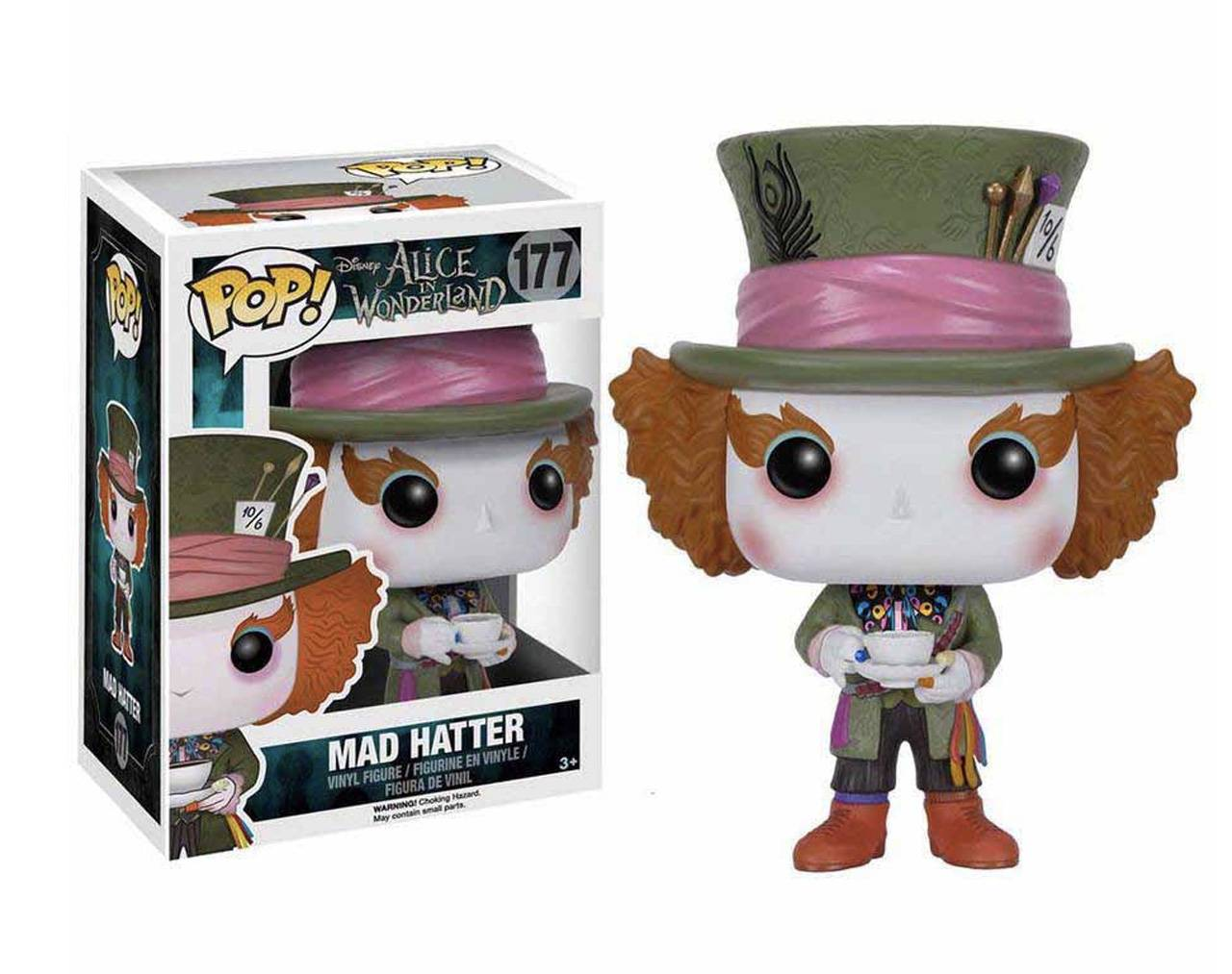 Mad Hatter (Movie) Pop! Vinyl