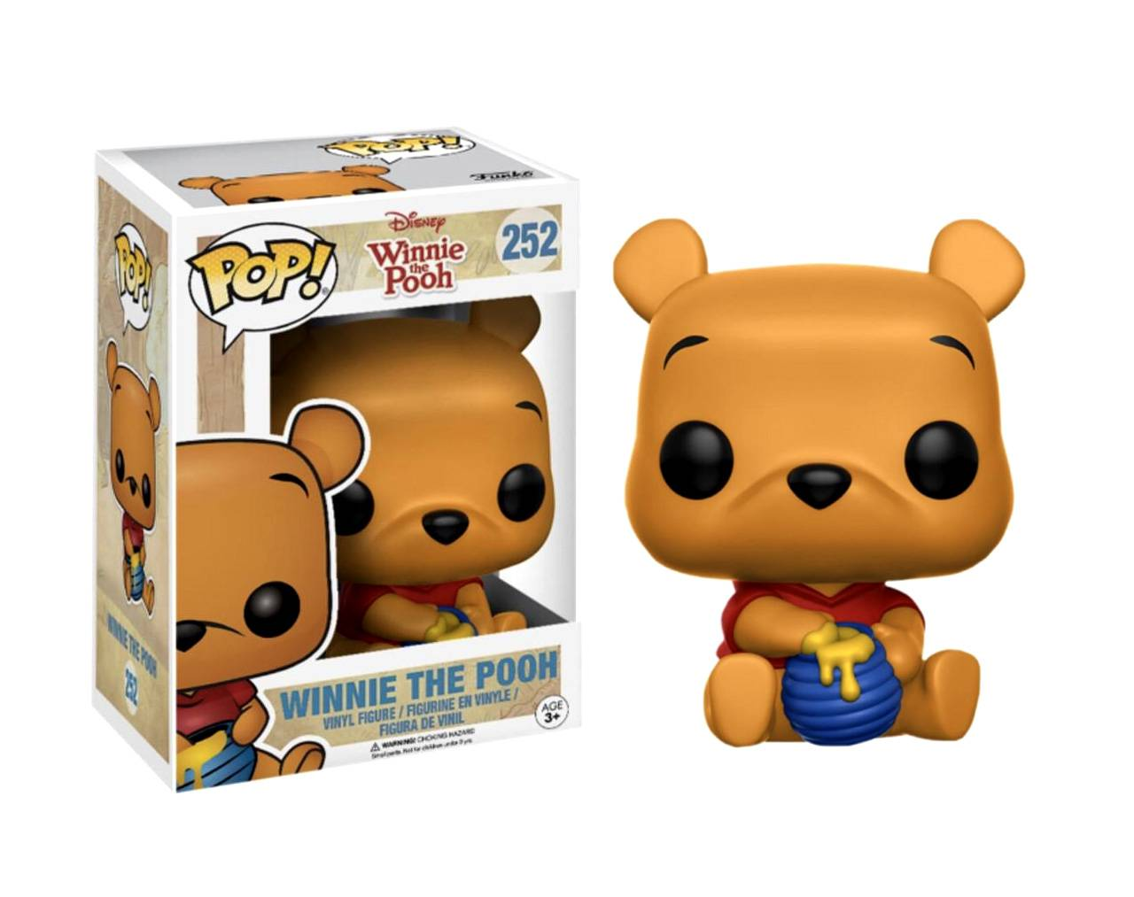 Winnie The Pooh Pop! Vinyl