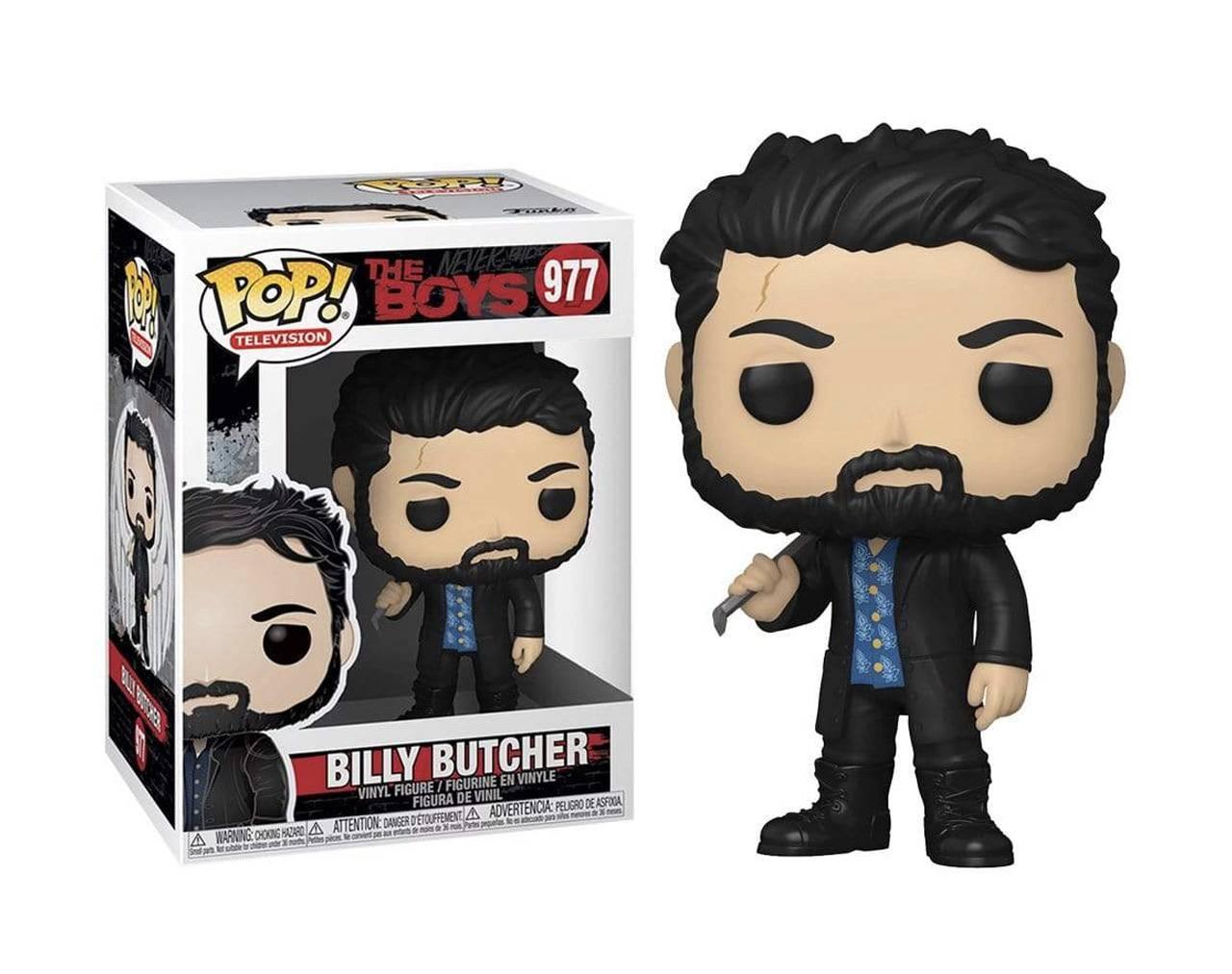 Billy Butcher Pop! Vinyl