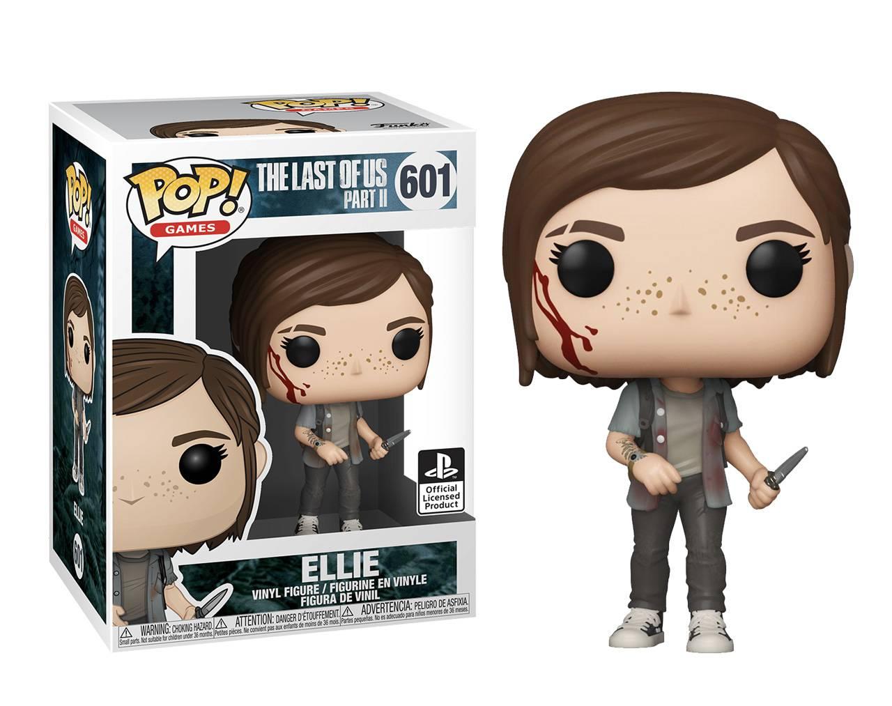 Ellie Pop! Vinyl