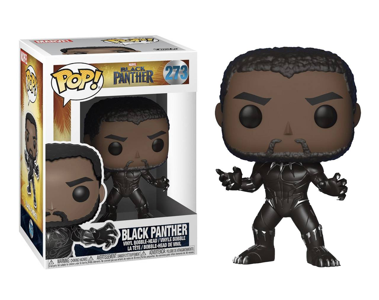 Black Panther Pop! Vinyl