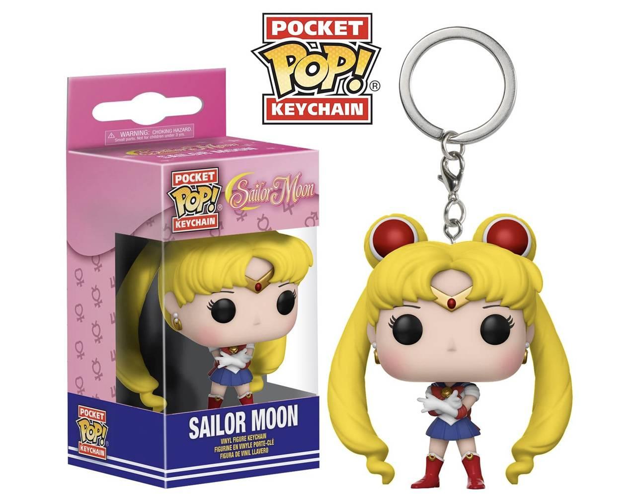 Sailor Moon (Llavero) Pop! Vinyl