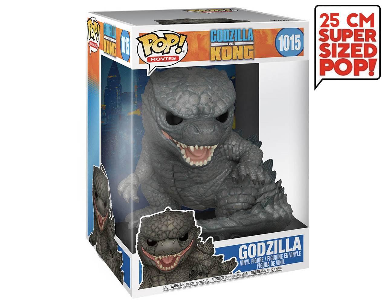 Godzilla (25 cm) Super Sized Pop! Vinyl