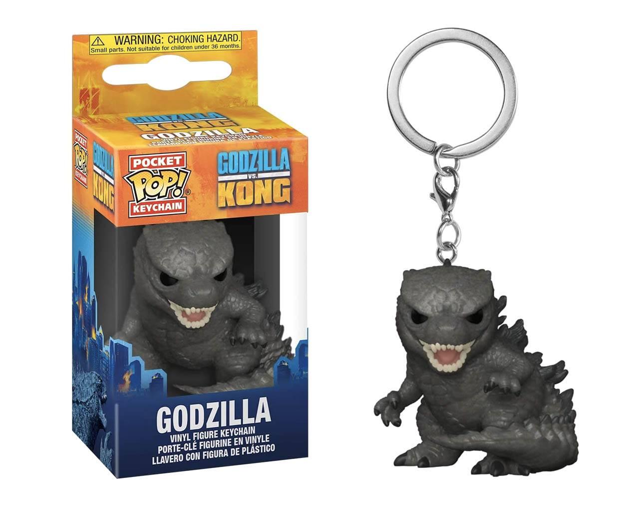 Godzilla (Llavero) Pop! Vinyl