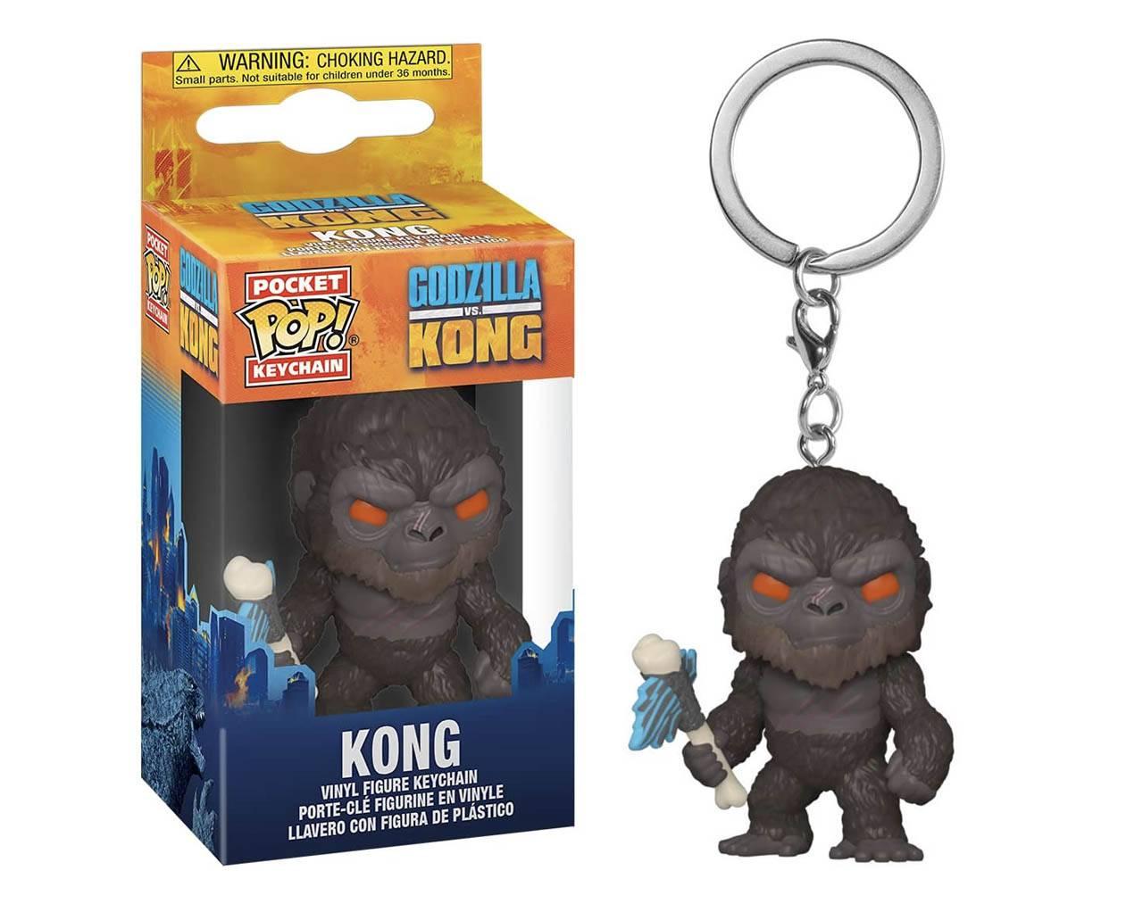 Kong (Llavero) Pop! Vinyl