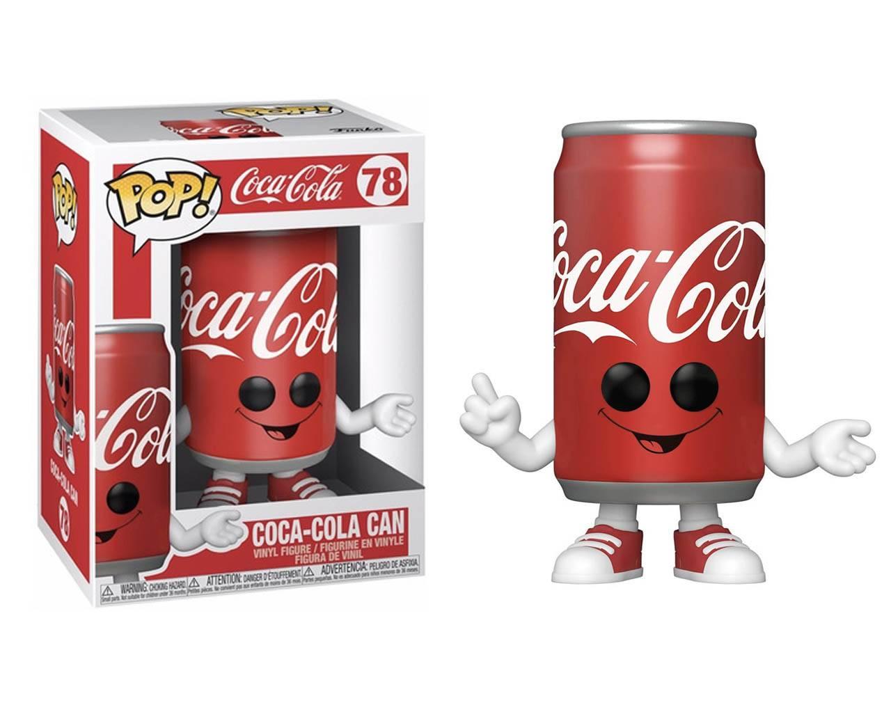Coca-Cola Can Pop! Vinyl