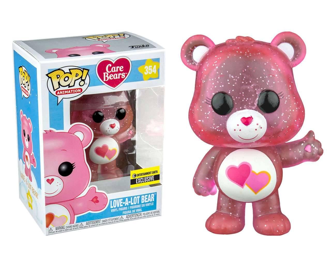 Love-A-Lot Bear (Glitter) Pop! Vinyl