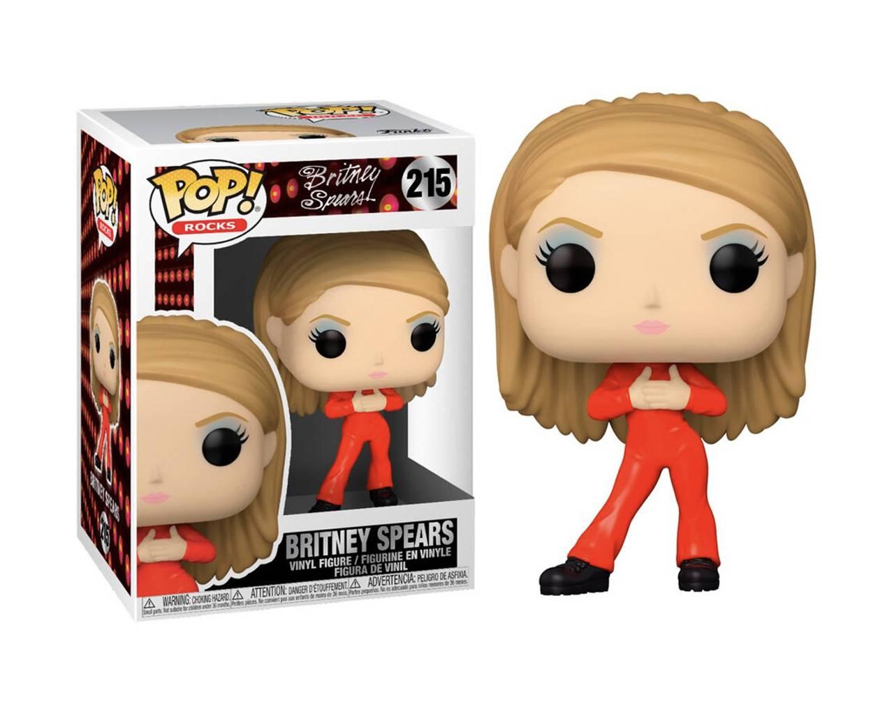Britney Spears (Oops!... I Did It Again) Pop! Vinyl