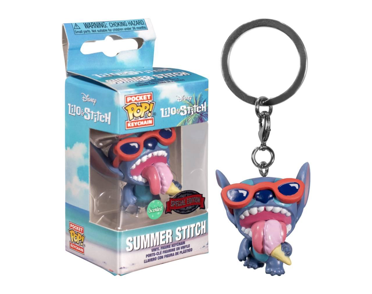 Summer Stitch (Llavero aromatizado) Pop! Vinyl