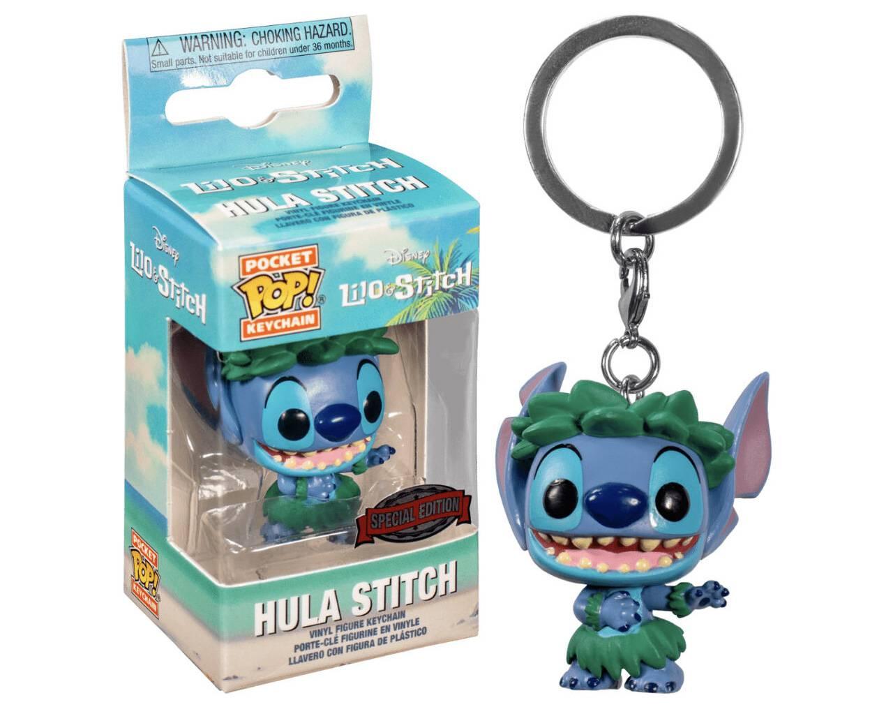 Hula Stitch (Llavero) Pop! Vinyl