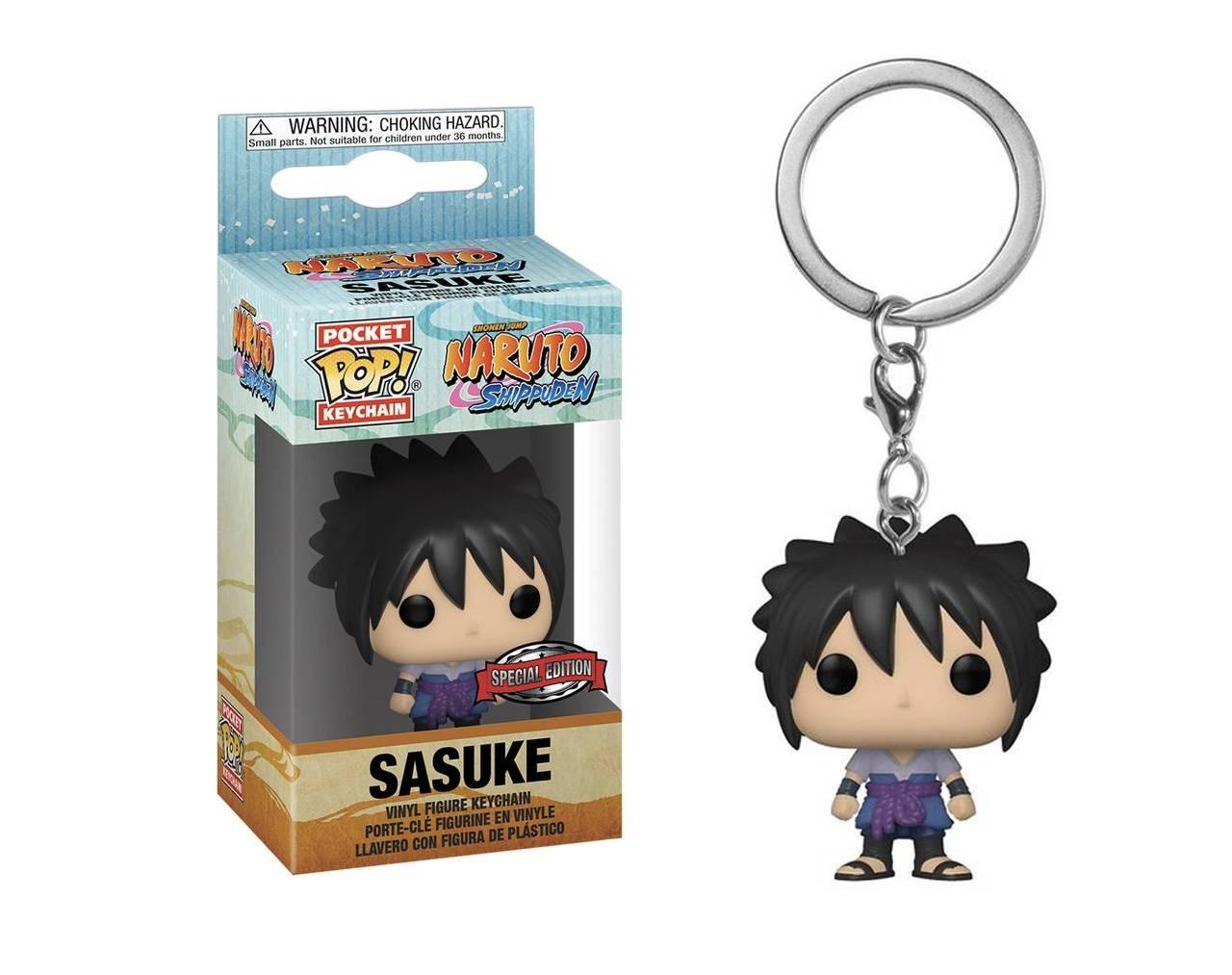 Sasuke (Llavero) Pop! Vinyl