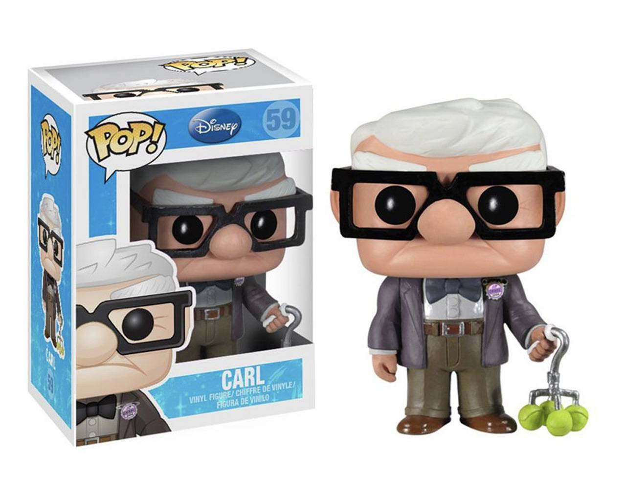 Carl (Up) Pop! Vinyl