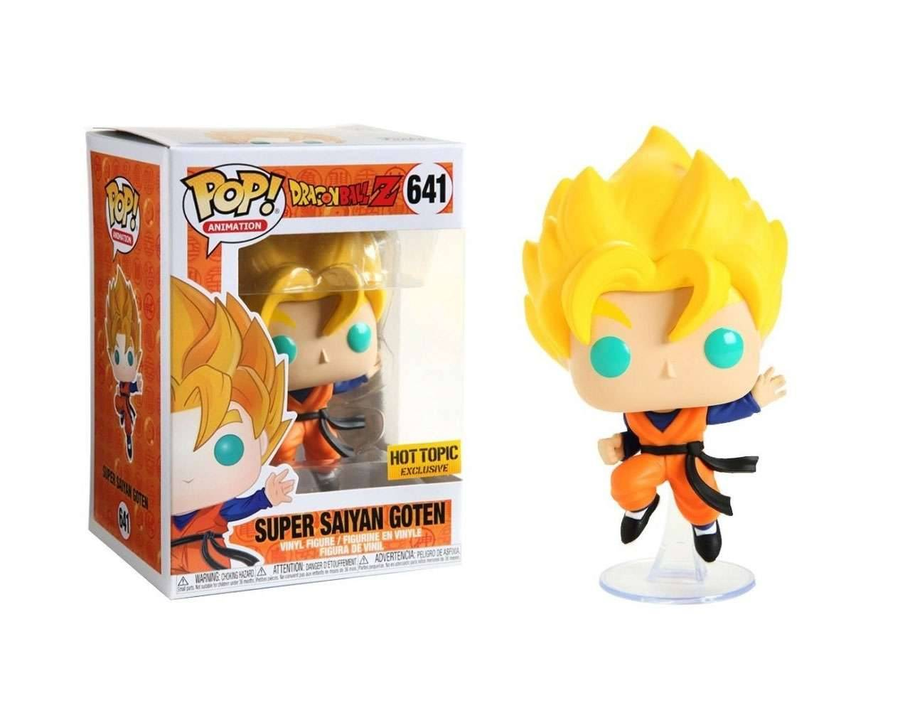 Super Saiyan Goten Pop! Vinyl