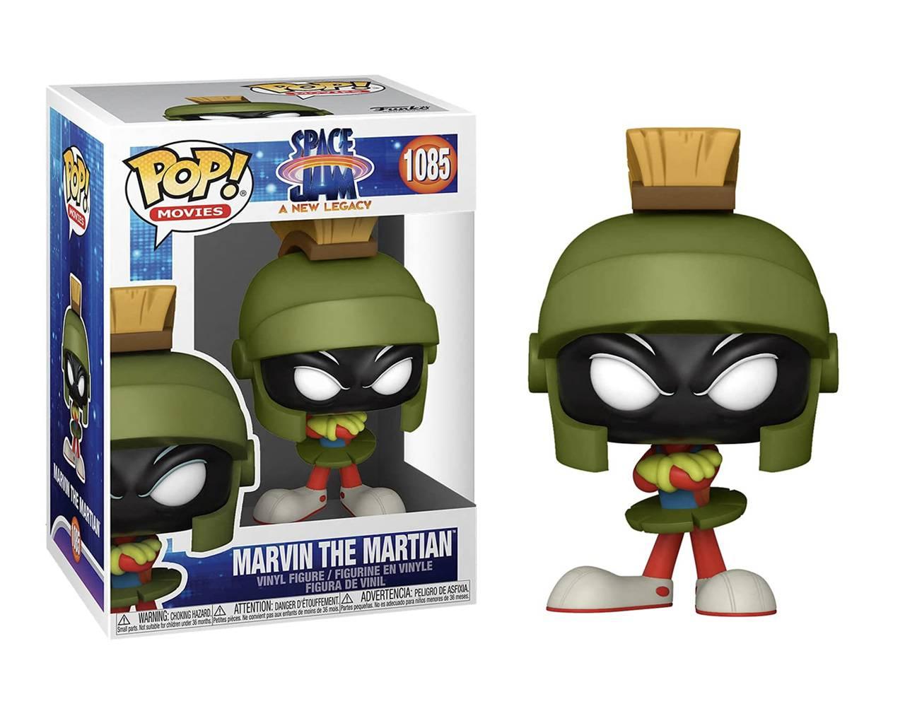 Marvin the Martian (Space Jam 2) Pop! Vinyl