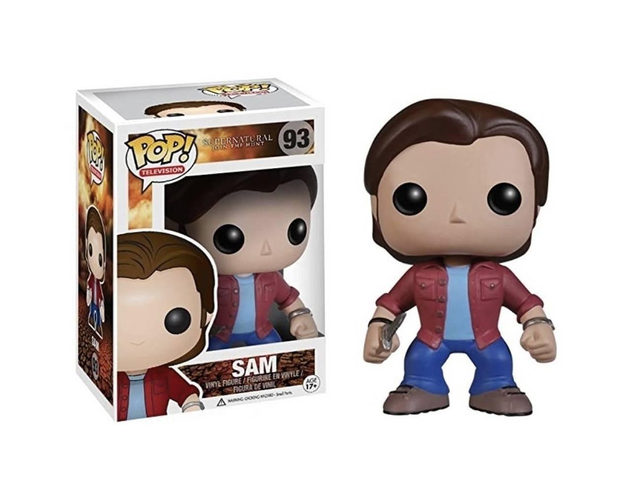 Sam (Supernatural) Pop! Vinyl