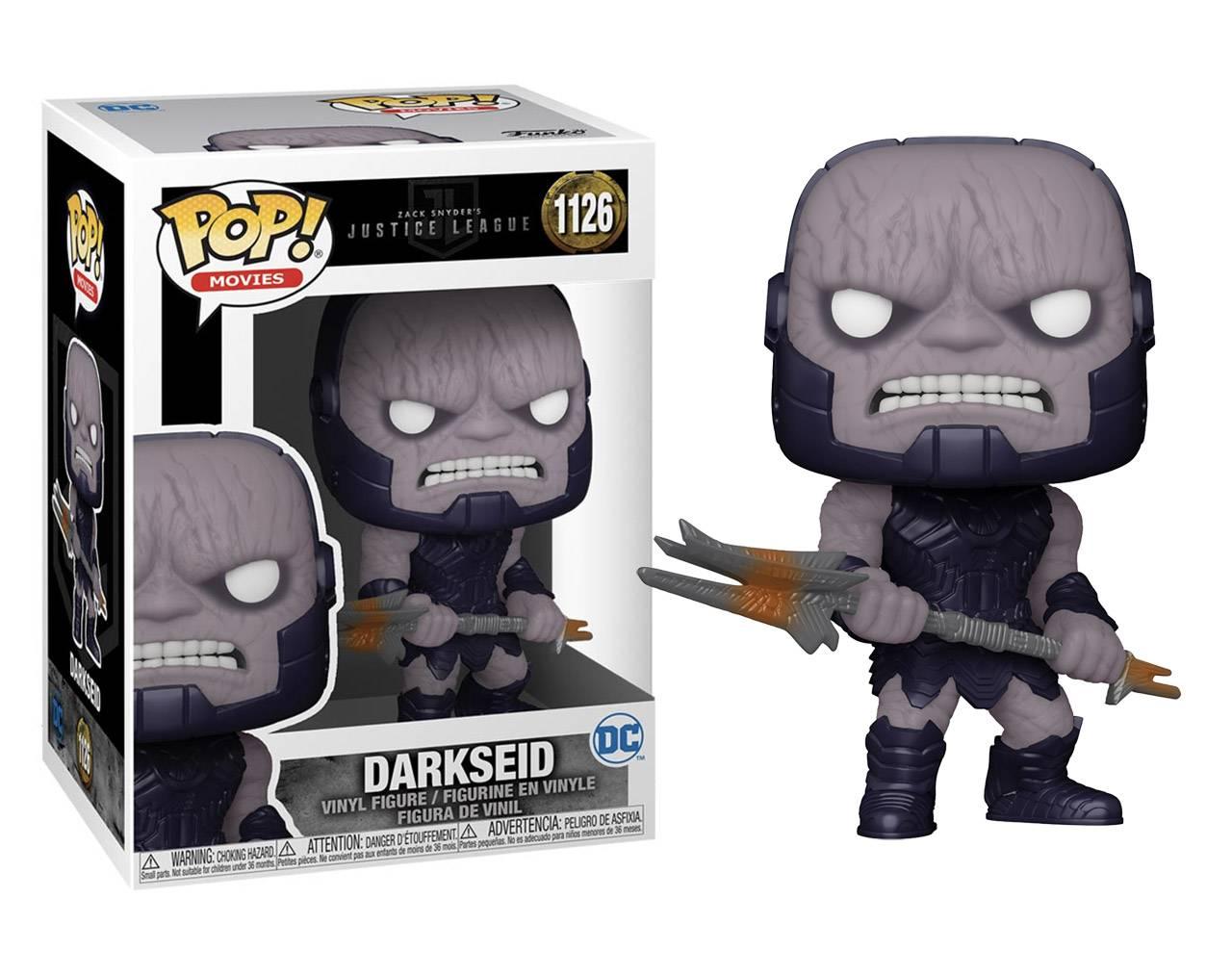 Darkseid (Snyders's Cut) Pop! Vinyl