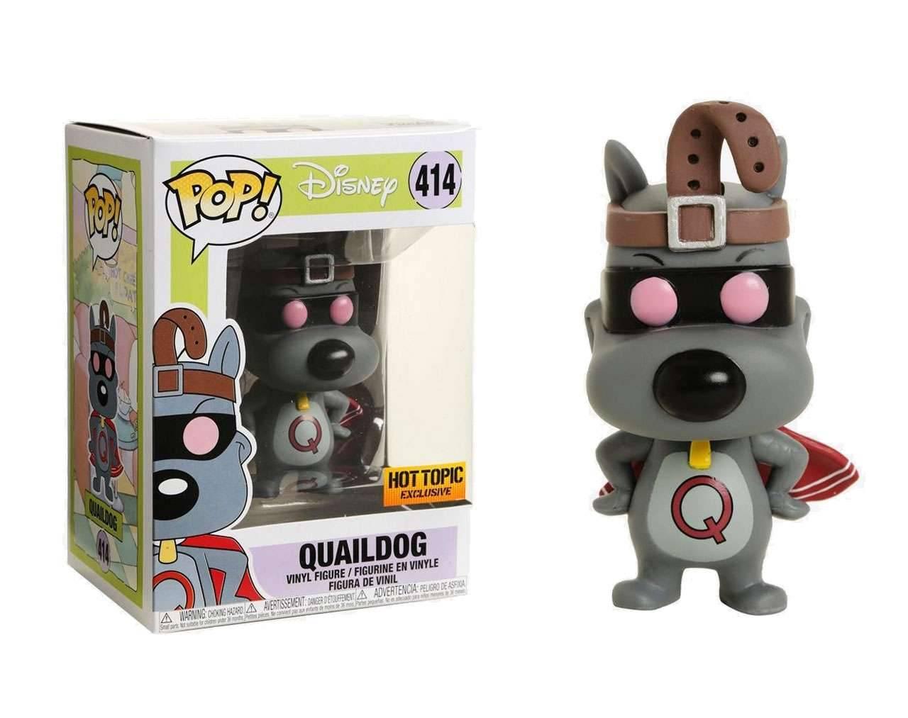Quaildog (Exclusive) Pop! Vinyl