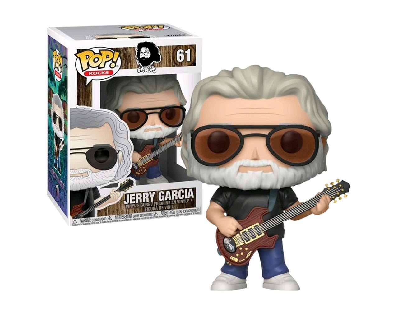 Jerry García Pop! Vinyl