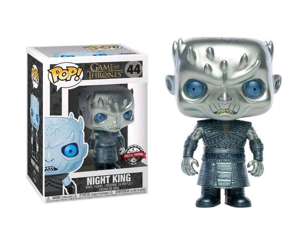 Night King (Metallic) Pop! Vinyl