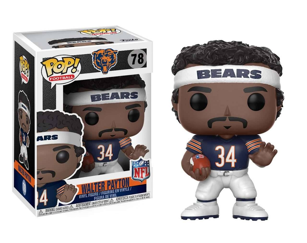 Walter Payton NFL Legends Pop! Vinyl