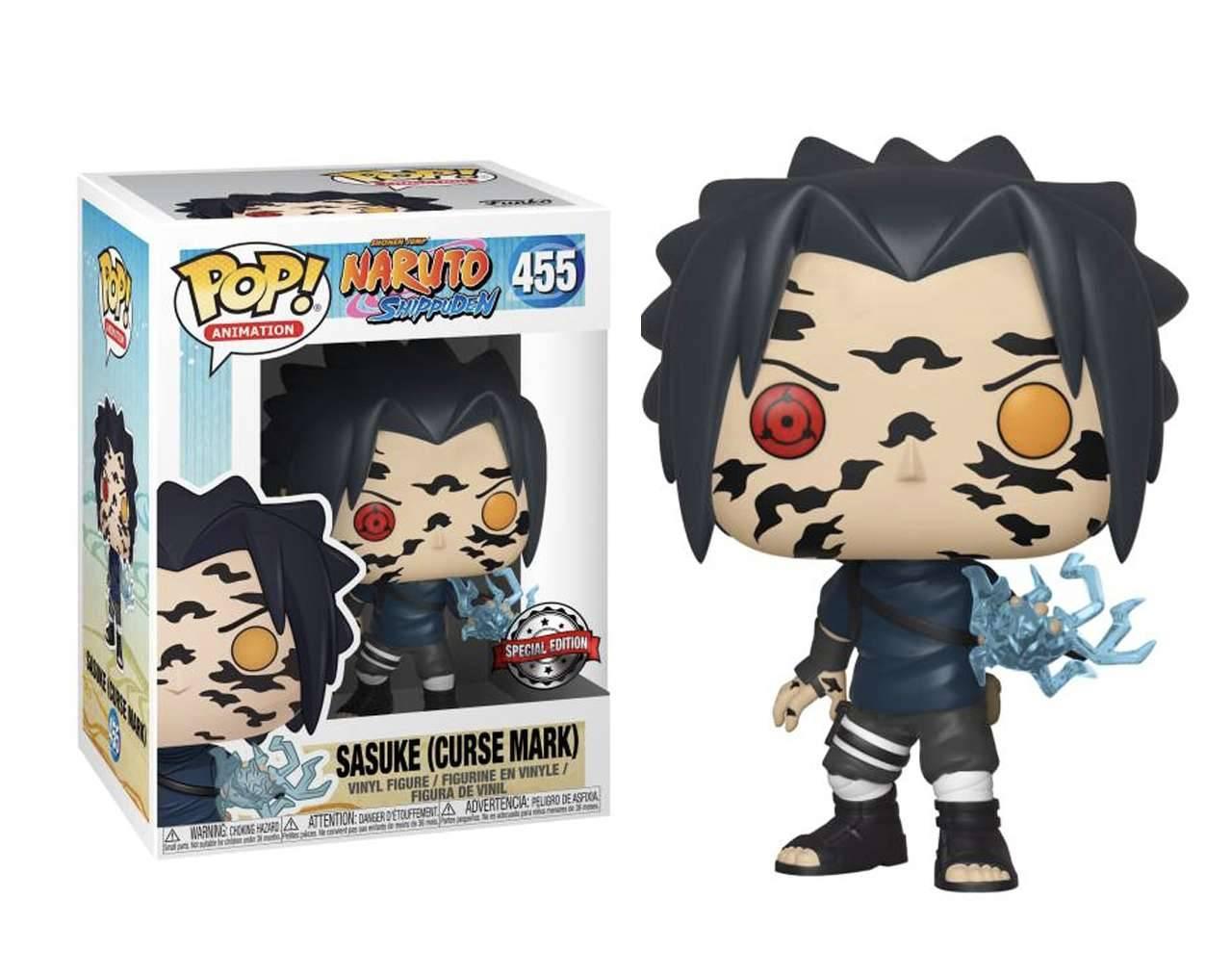 Sasuke (Curse Mark) Pop! Vinyl