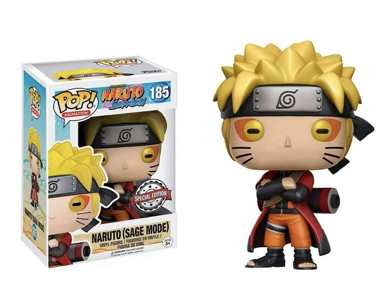 Naruto (Sage Mode) Pop! Vinyl