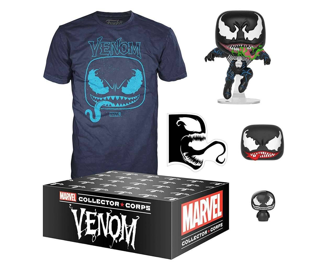 Venom Box (Collector Corps)