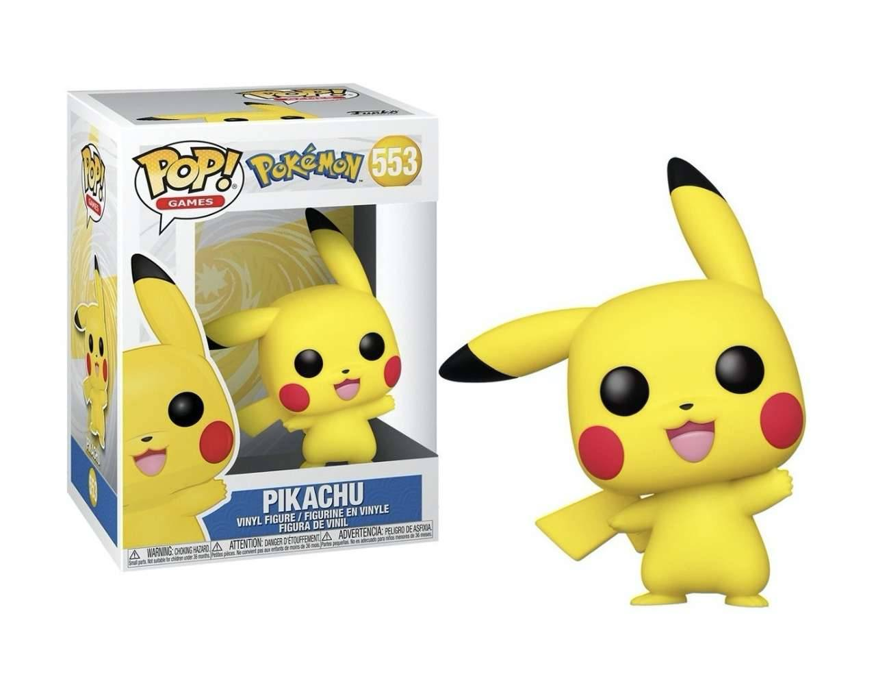 Pikachu (Waving) Pop! Vinyl