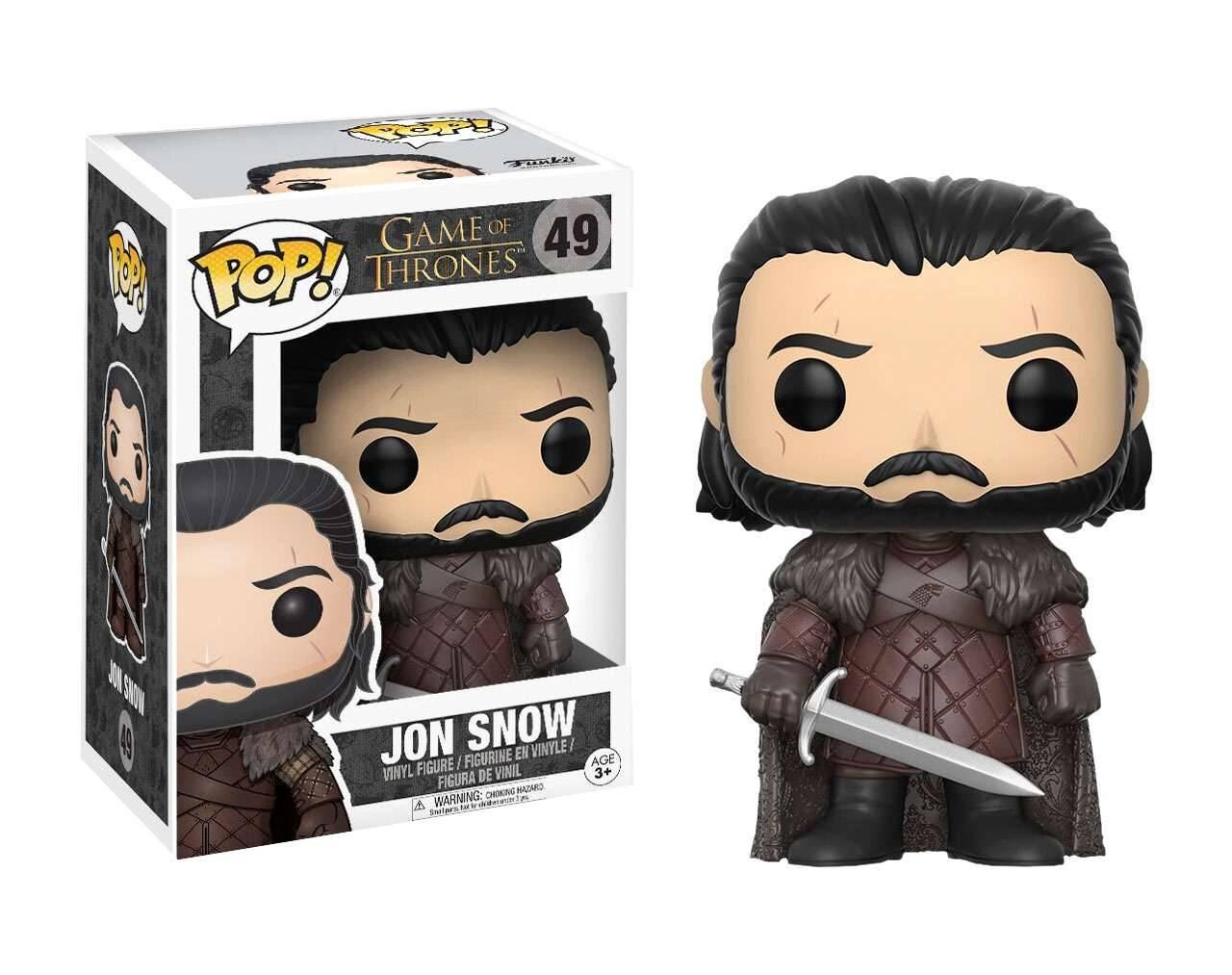 Jon Snow Pop! Vinyl