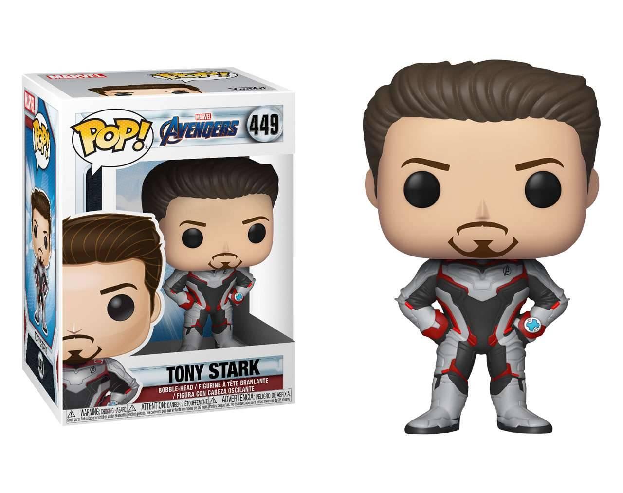 Tony Stark (Endgame) Pop! Vinyl
