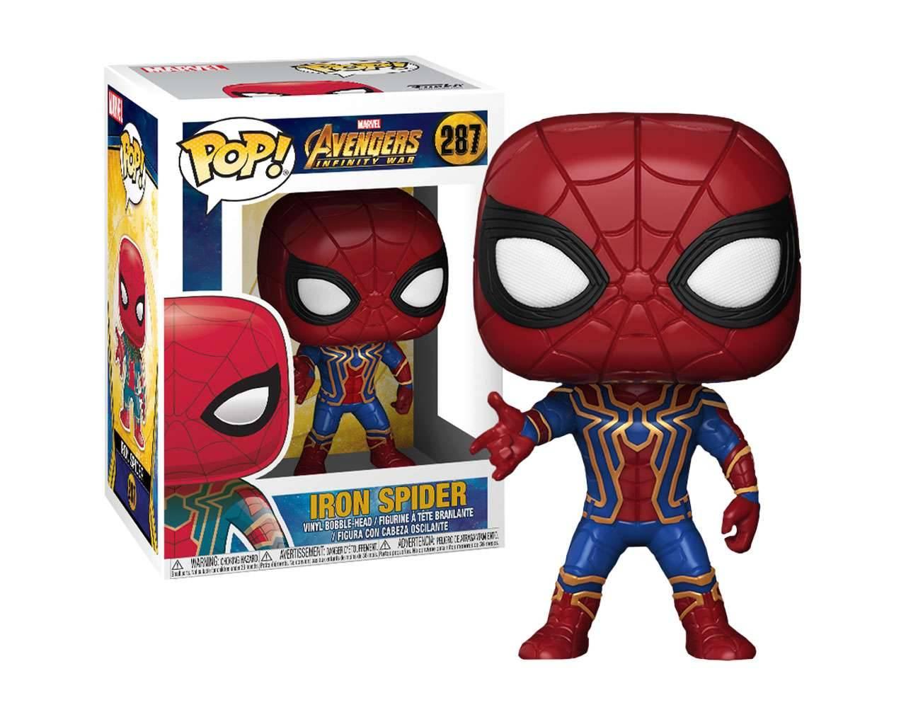 Iron Spider (Infinity War) Pop! Vinyl