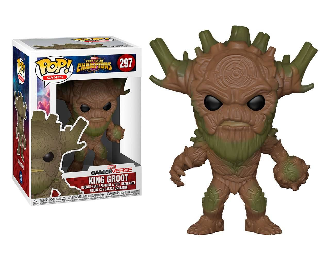 King Groot Pop! Vinyl