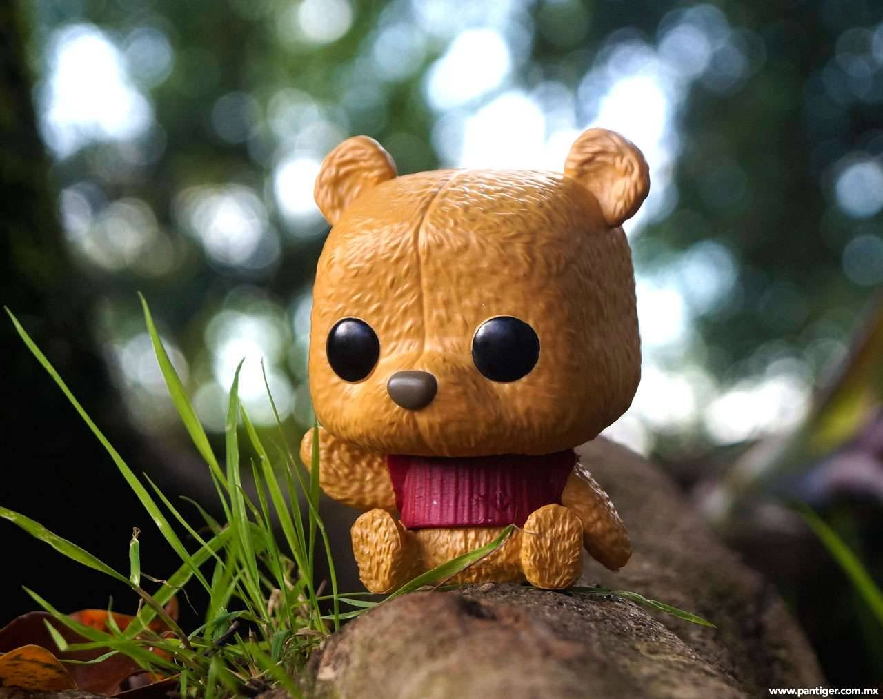 Winnie the Pooh (Christopher Robin) Pop! Vinyl