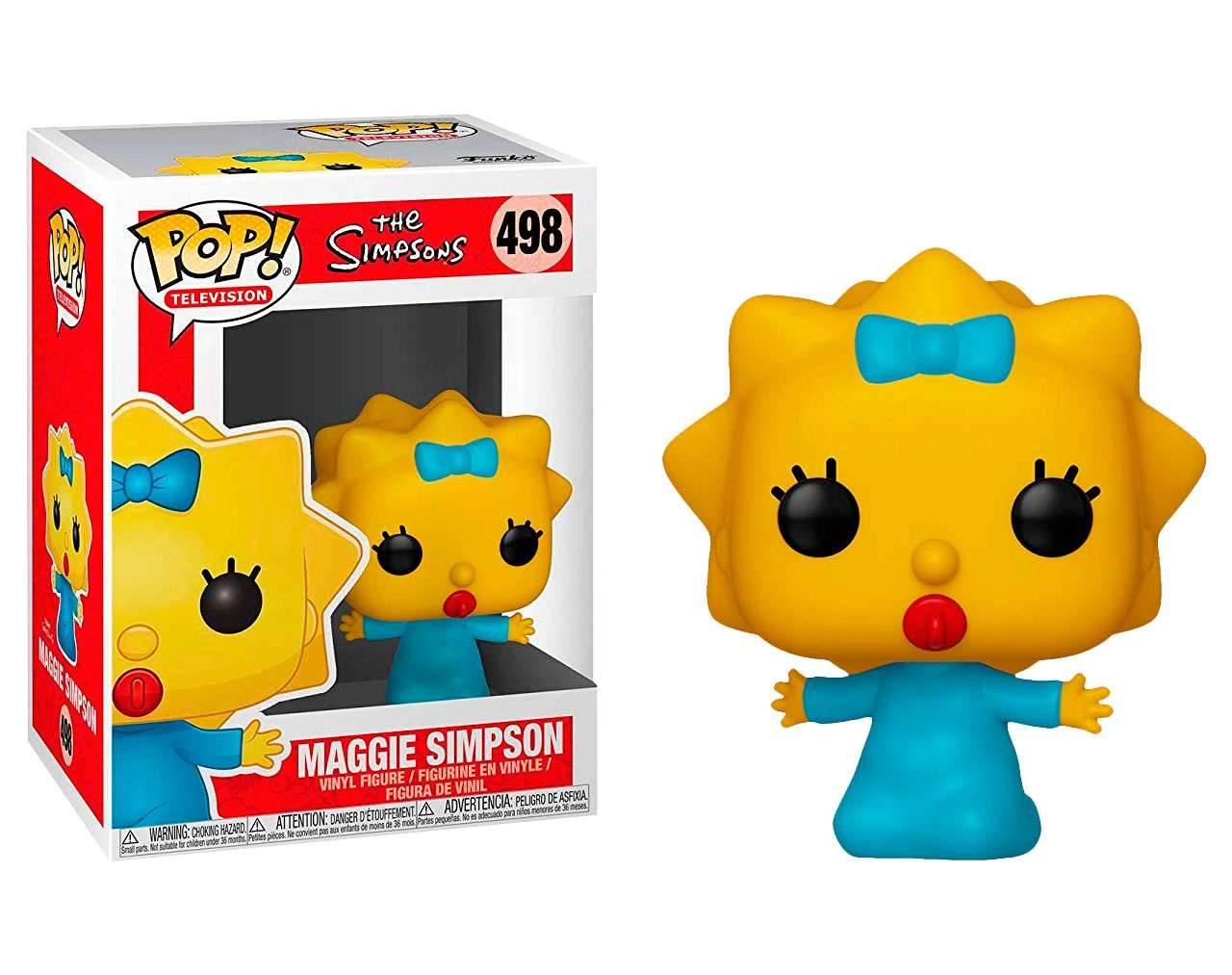 Maggie Simpson Pop! Vinyl