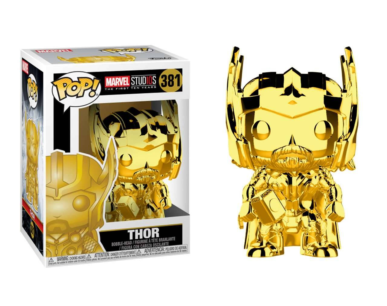 Thor (Chrome) Pop! Vinyl