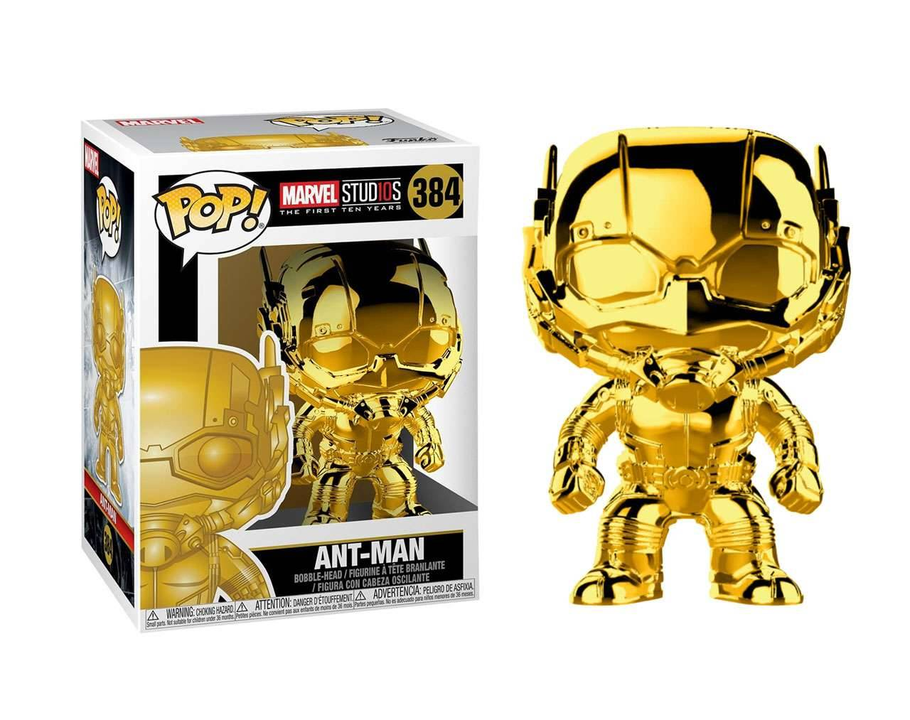 Ant Man (Chrome) Pop! Vinyl