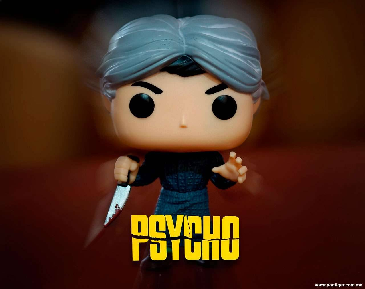 Norman Bates Pop! Vinyl