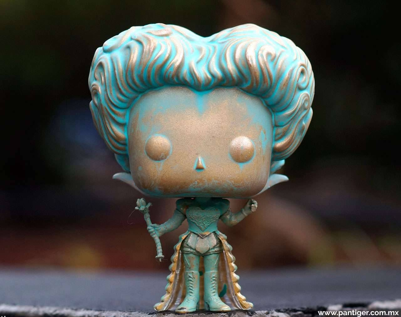 Iracebeth (Patina) Pop! Vinyl