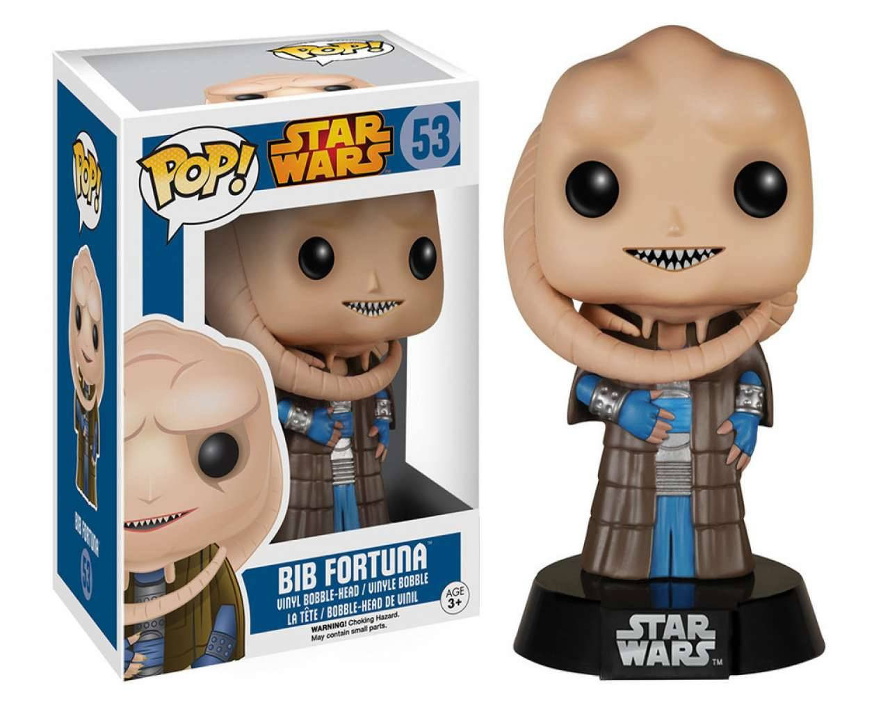 Bib Fortuna Pop! Vinyl