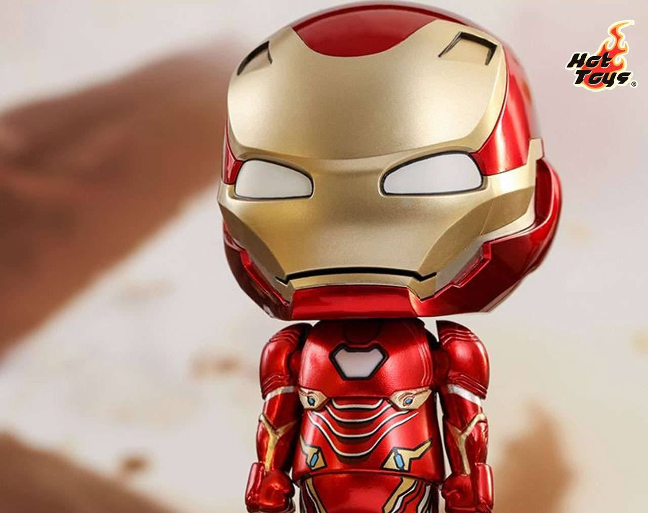 Iron Man (Mark L) Cosbaby