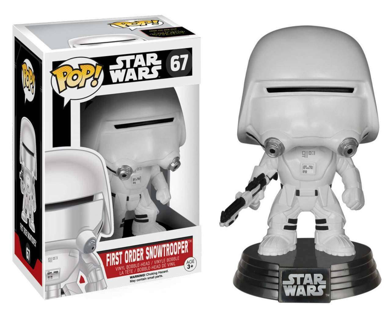 First Order Snowtrooper Pop! Vinyl