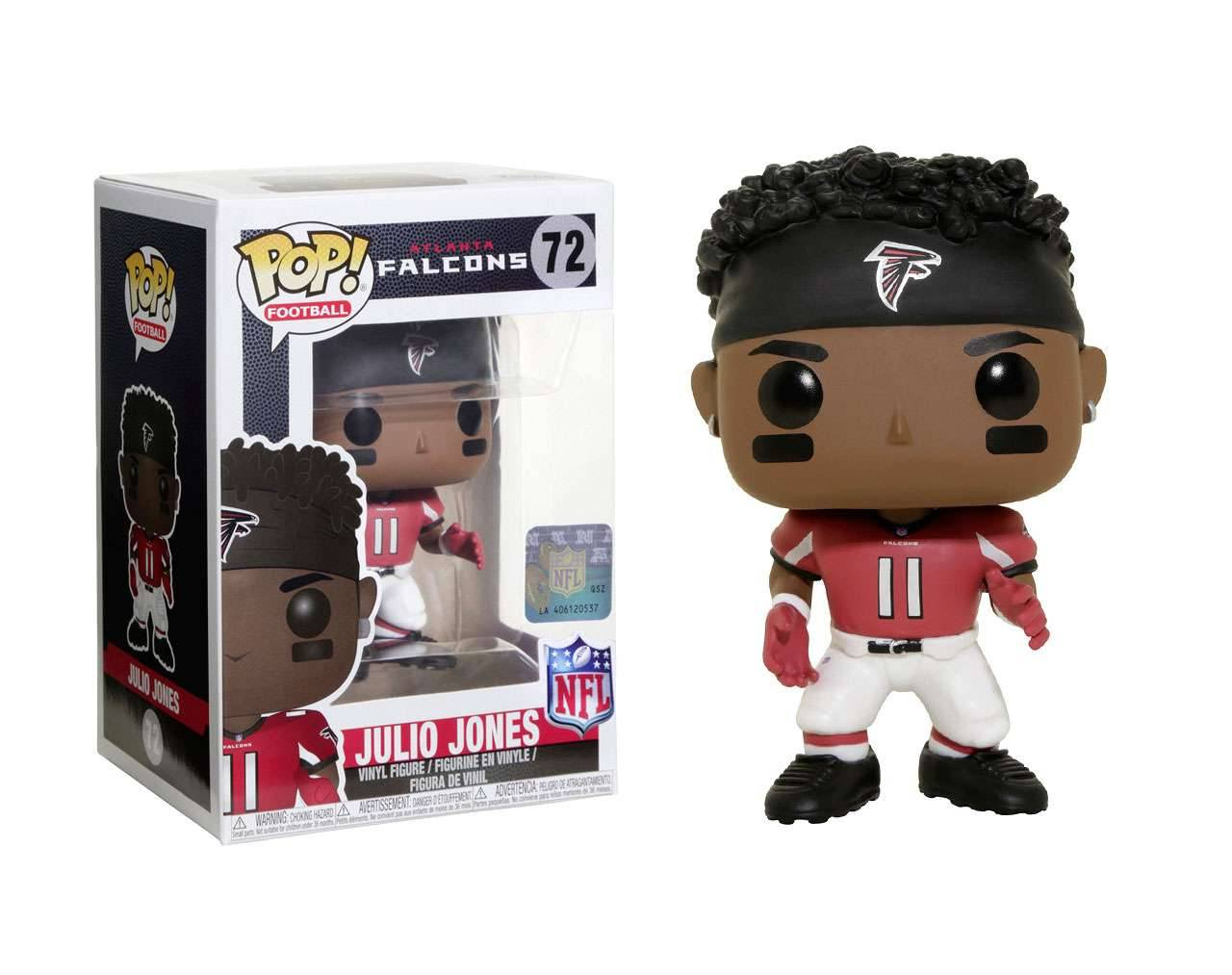 Julio Jones NFL Pop! Vinyl