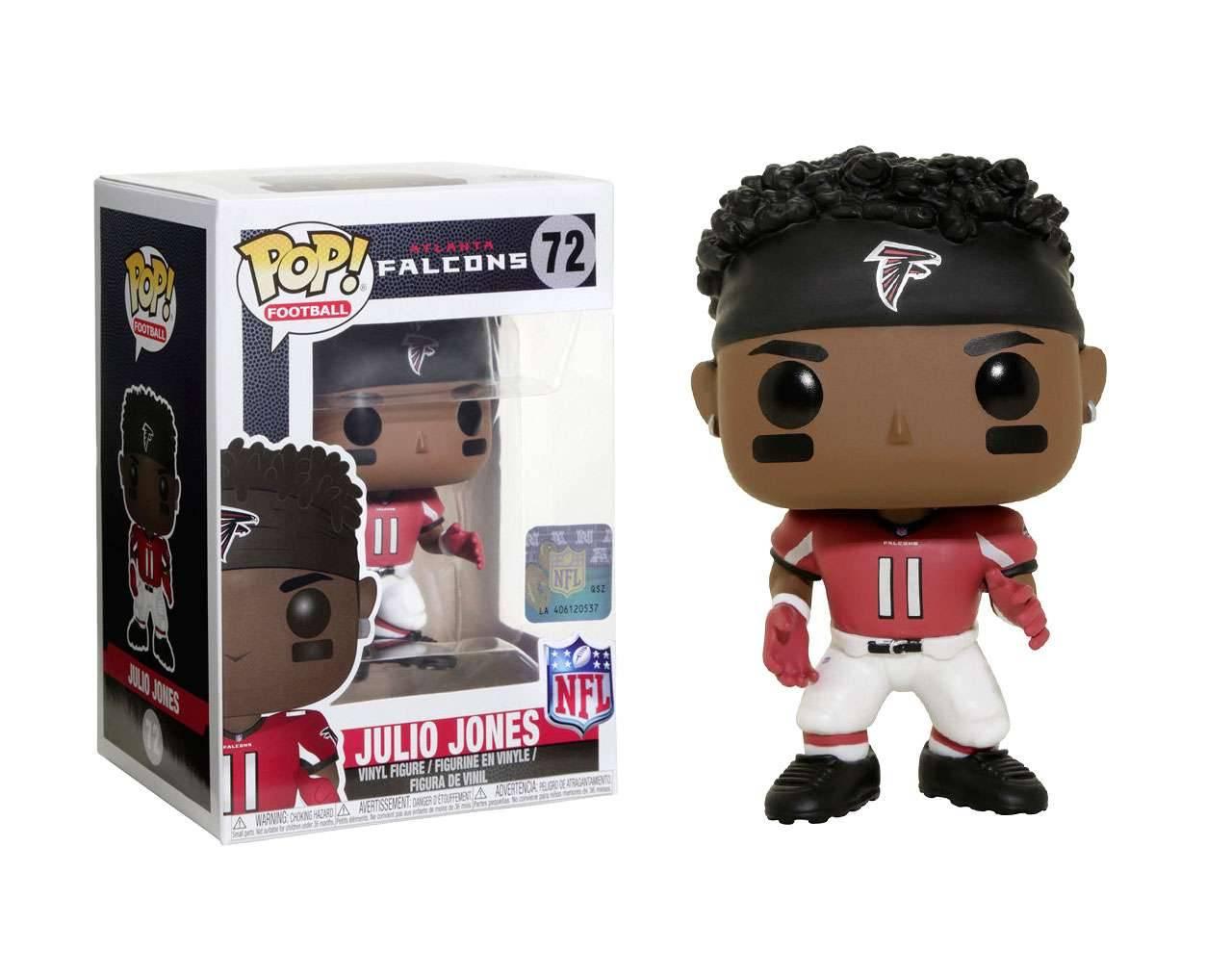 Julio Jones NFL Pop! Vinyl