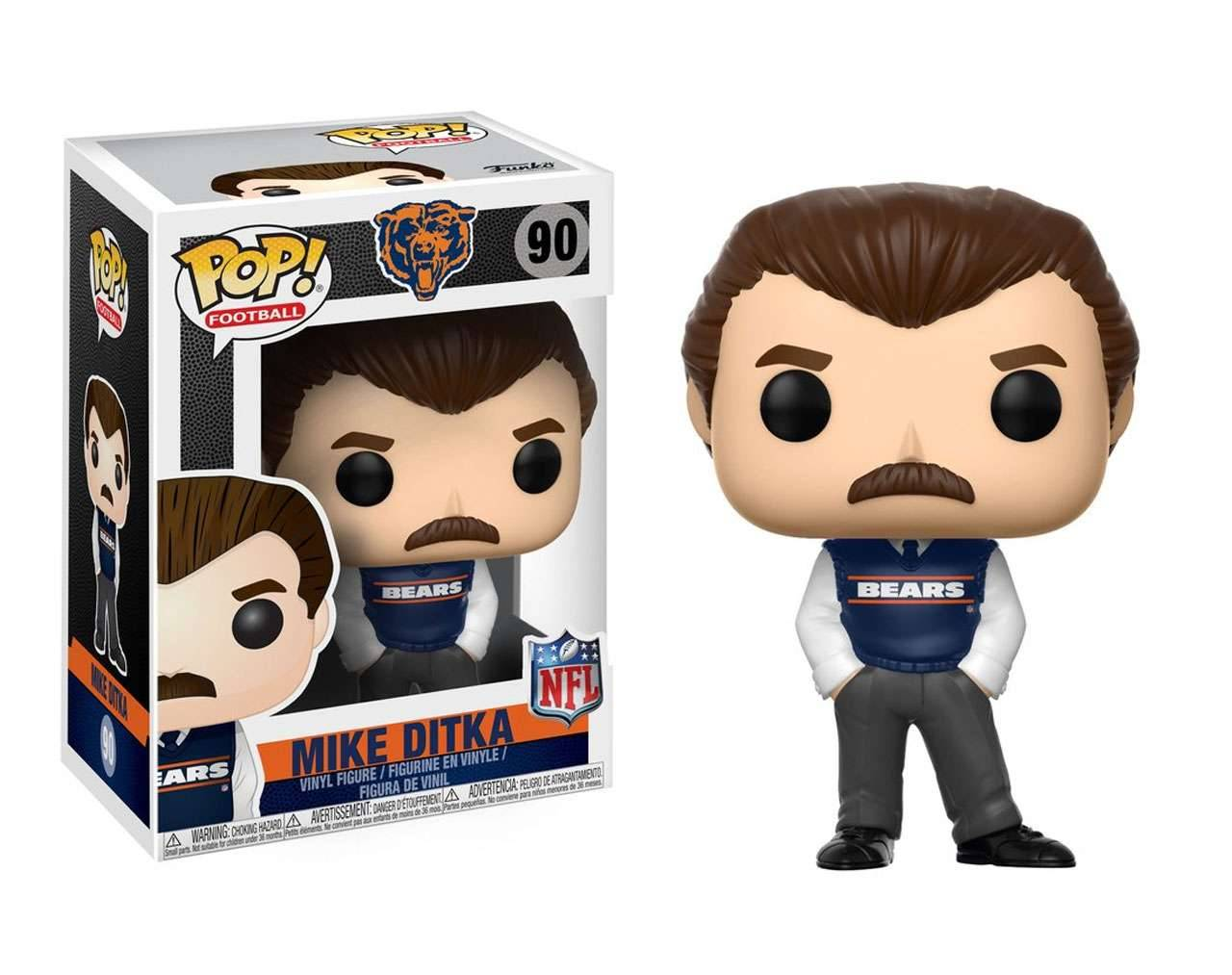 Mike Ditka (Descontinuado) NFL Legends