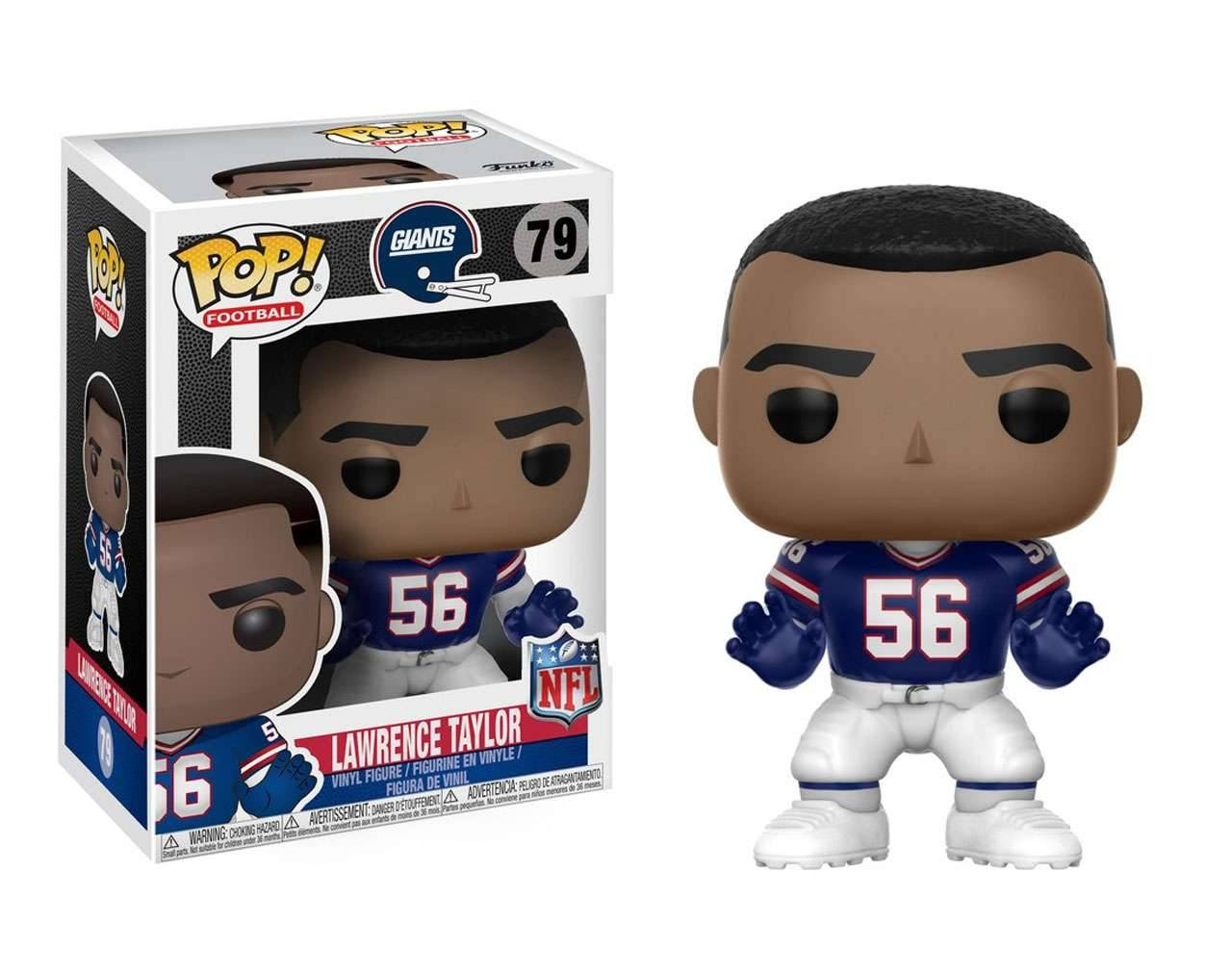 Lawrence Taylor (Descontinuado) NFL Legends Pop! Vinyl