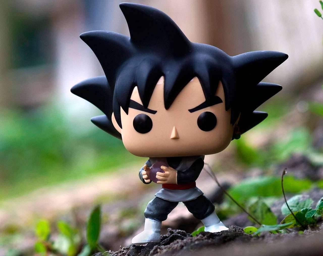 Goku Black Pop! Vinyl